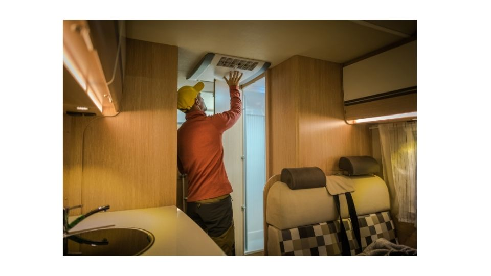 how much does rv air conditioner cost