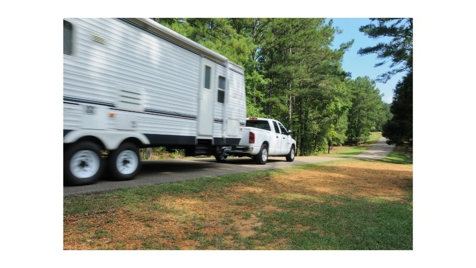 Does Towing a Car behind an RV Put Miles on it